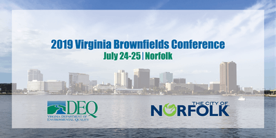 2019 Virginia Brownfields Conference