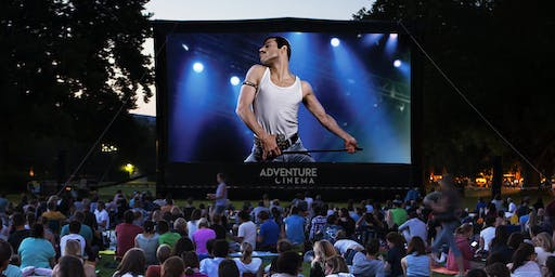 Bohemian Rhapsody Outdoor Cinema Experience at Aintree Racecourse