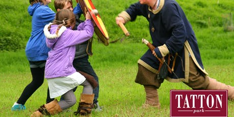 Prepare for Battle at Tatton Park tickets
