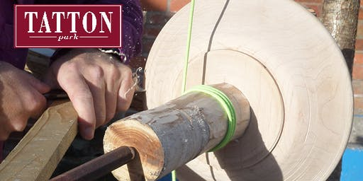 Traditional Pursuits: Pole Lathe Bowl Turning at Tatton Park