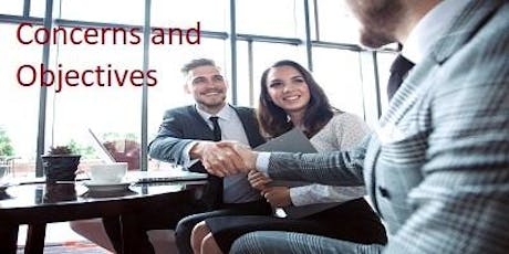 Professional Handling Client Concerns and Objections  - 3 Hour CE - McDonough tickets