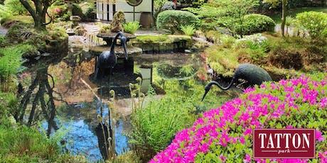 Autumn Tour of the Gardens & Japanese Garden at Tatton Park tickets