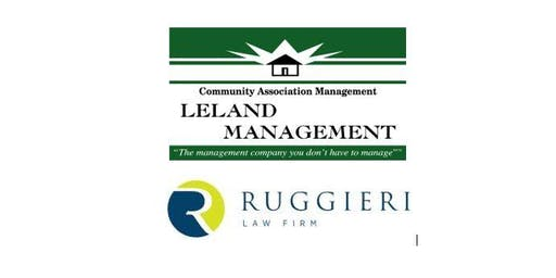 Legal Update presented by Leland Management & Ruggieri Law Firm