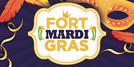 4th Annual Fort Mardi Gras 2020 tickets