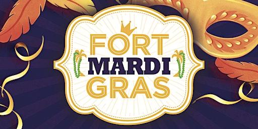 4th Annual Fort Mardi Gras 2020