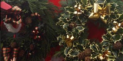 Christmas Wreath Making at Tatton Park