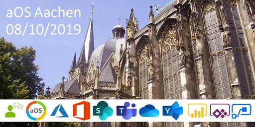 aOS Aachen October 8th, 2019