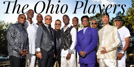 The Ohio Players tickets