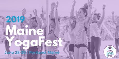 Maine YogaFest 2019 tickets