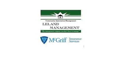 "Ocala Leland Management and McGriff Insurance present ""Insurance 101"""