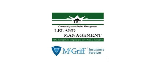 "Ocala Leland Management and McGriff Insurance present ""Insurance 101"""