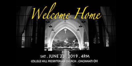 Welcome Home CHPC tickets