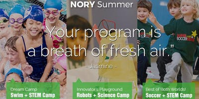 NORY Summer Camp Open House (UWS)