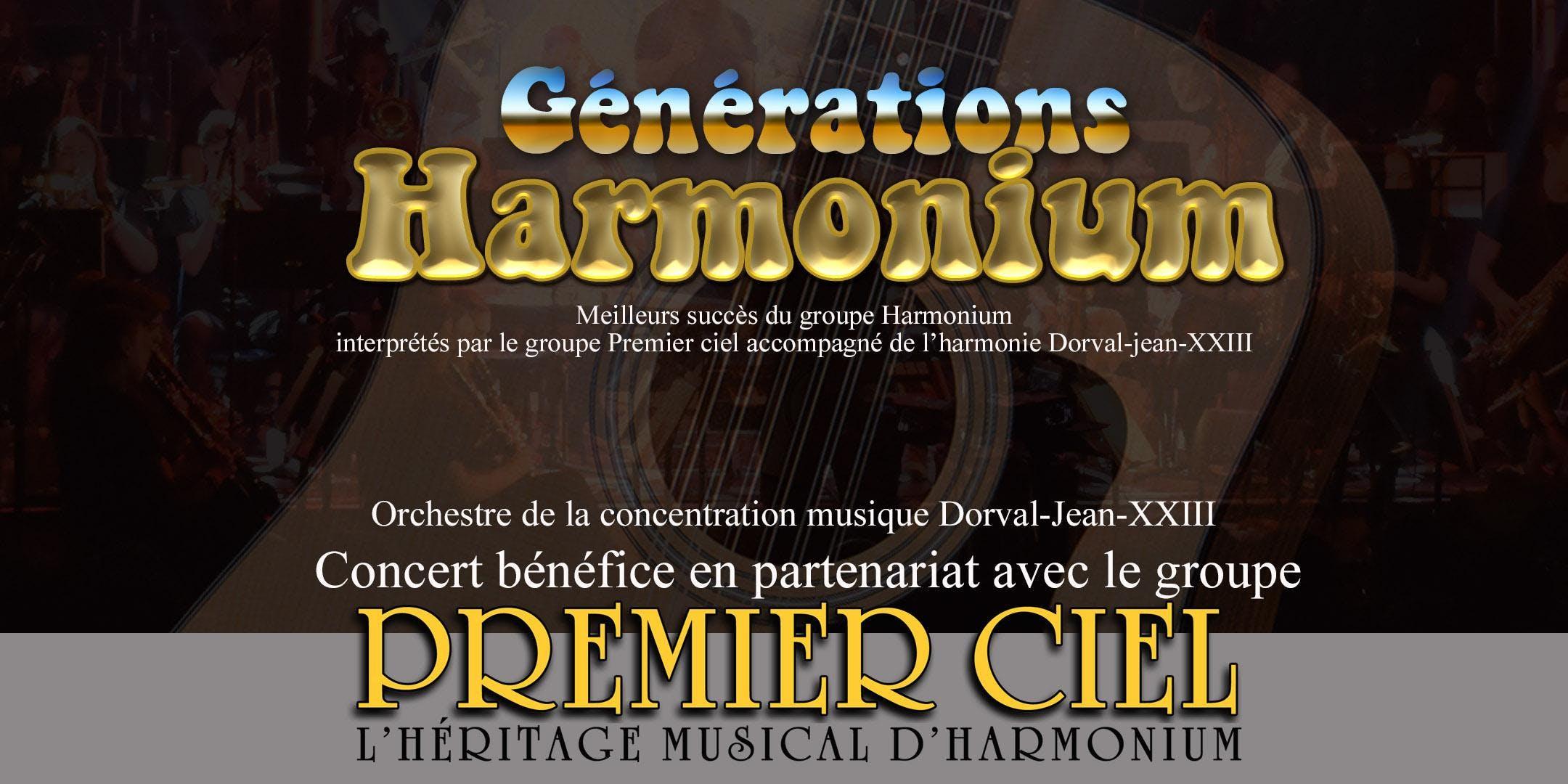 Générations Harmonium
