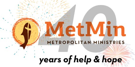 MetMin 40th Anniversary Celebration tickets