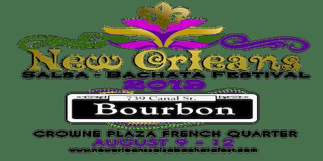 New Orleans Salsa Bachata Festival 2019 tickets