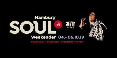 SOULFUL BOAT TRIP (HAMBURG SOUL WEEKENDER No. 13)