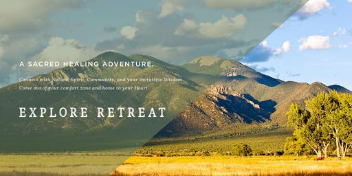 4-Day Retreat – Breathwork, Yoga, Healing in New Mexico