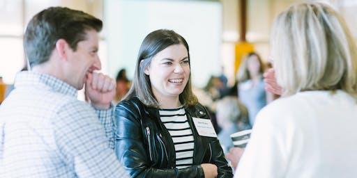 The Power of Strategic Marketing and Storytelling Seminar Seminar: Leeann Alameda & Lisa Cooke