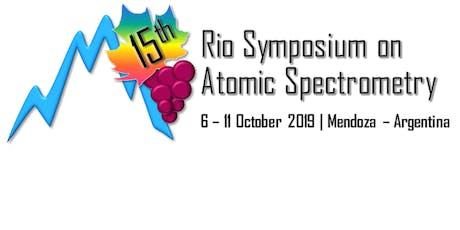 15th Rio Symposium on Atomic Spectrometry entradas