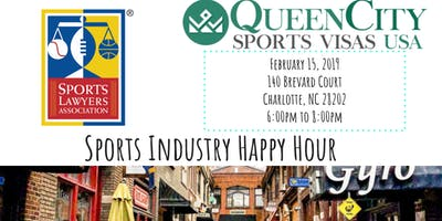 NBA All-Star Weekend - Sports Industry Happy Hour hosted by Sports Visas USA