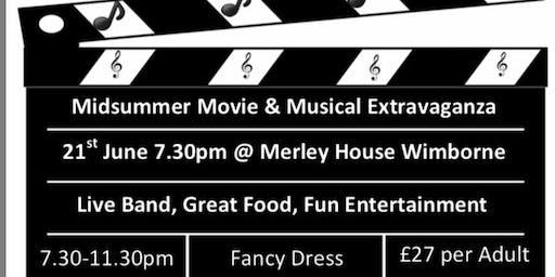Midsummer Movie & Musical Extravaganza