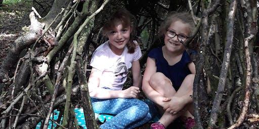 Family Fun Friday - Wardens Wood Bushcraft