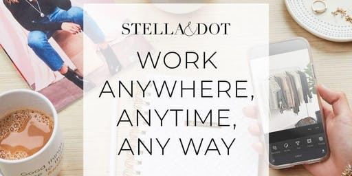NOW HIRING! LEARN MORE ABOUT BECOMING A STYLIST WITH STELLA & DOT!