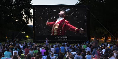The Greatest Showman Outdoor Cinema Sing-A-Long in Portsmouth