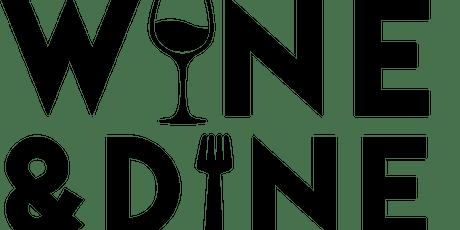 Wine & Dine - Wilderness Hunters & Abbey Road Farm/James Rahn Wine Co tickets