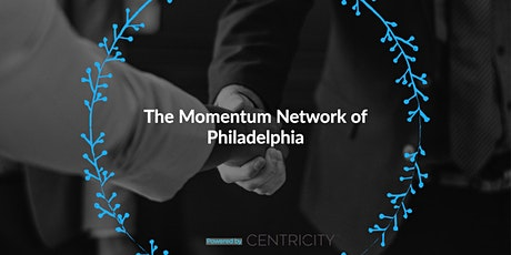 The Momentum Network of Greater Philadelphia - Business Networking tickets