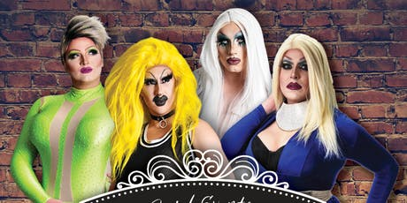 Drag & Dine tickets