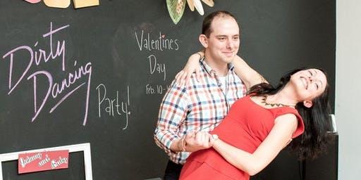Valentine's Day Dirty Dancing Party 2020