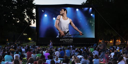 Bohemian Rhapsody Outdoor Cinema at Stoke Rochford Hall, Grantham