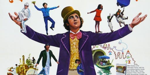 Escape Room-Willy Wonka and the Chocolate Factory @Ridgewood Winery