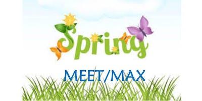 Spring MEET/MAX