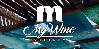 Cata de Vino con My Wine Society en el Valle de Guadalupe
