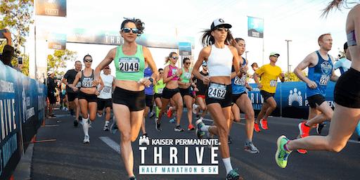 Thrive Half Marathon & 5K