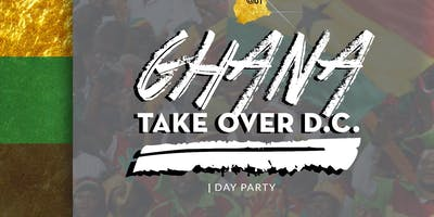 #GHTakeOver DC Sunday DayParty {Sun Mar 10th}