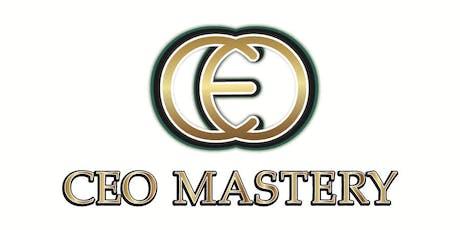 CEO Mastery 2019 tickets