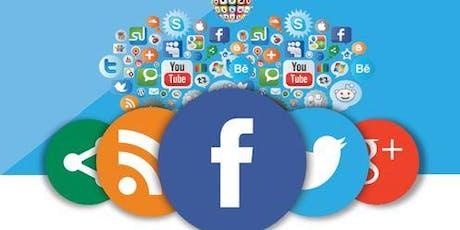 Social Media for Business Workshop Part II tickets