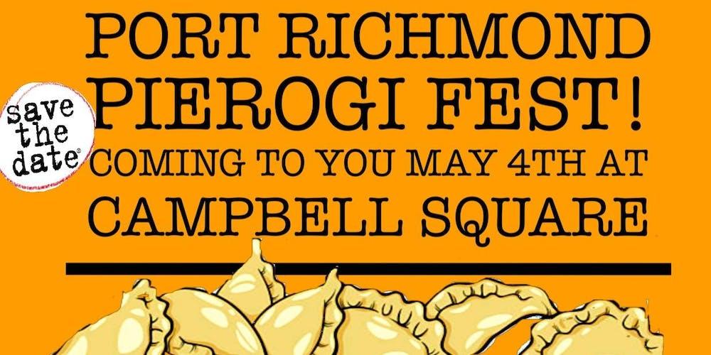 Image result for Port Richmond Pierogi Fest