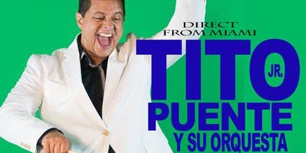 LIVE SALSA Tuesday ft. Tito Puente Jr & His Orchestra