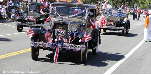 2019 Fremont 4th of July Parade