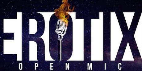 Word Vomit Poets Present: EROTIX Open Mic tickets