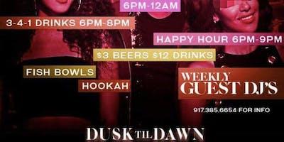 3sum Thursday's 3 for 1 Drinks