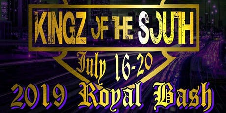 Kingz of the South Mother Chapter Royal Bash VI tickets