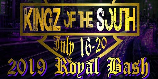 Kingz of the South Mother Chapter Royal Bash VI