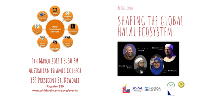 Shaping The Global Halal Ecosystem
