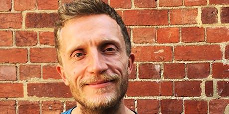 WORKSHOP  - SOUND AND COMPOSITION with Sam Halmarack tickets